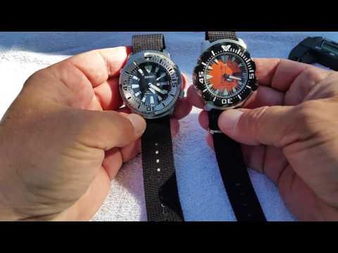 !Seiko SRP637!-The Baby Tuna :)