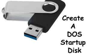 how to create a ms dos bootable usb using hp usb disk storage format tool
