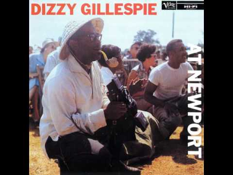 Dizzy Gillespie & Lee Morgan - 1957 - Dizzy Gillespie At Newport - 03 Doodlin'