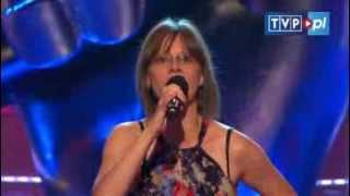 "The Voice of Poland - Anna Rossa - ""Tell Me"