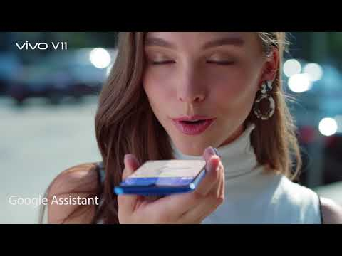 vivo's Personal AI Assistant, Jovi is hidden inside the V11