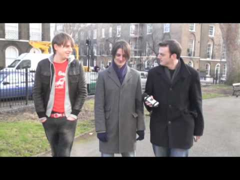 The Leisure Society - Interview