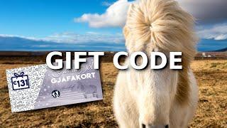 Gift code