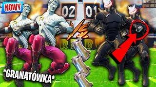 *NOWY* TRYB GRANATÓWKI! WALKA NA PLACU ZABAW! | Fortnite (Battle Royale)