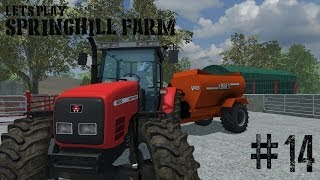 Farming Simulator 2013 - Springhill Farm - Ep 14