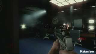 Black Ops: Pentagon Thief and Death Machine + Pack a Punch Room on Five