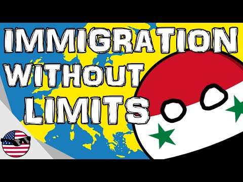 countryballs :: Immigration Without Limits - Wake Up Europe!