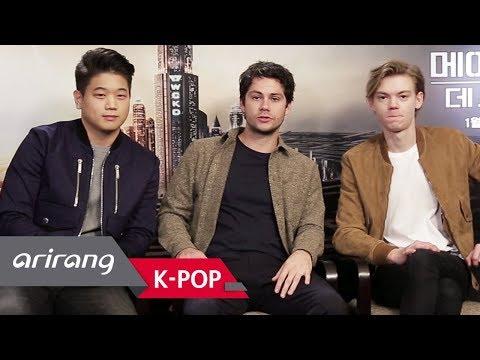 [Showbiz Korea] The third installment of 'Maze Runner' is back. Interview of  its lead actors