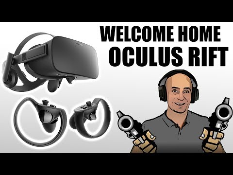 OCULUS RIFT + TOUCH = HYPE | MORE VR HARDWARE COMING SOON | Channel News