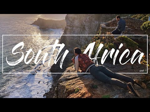 Travel Vlog - Cape Town, South Africa: Cape Point - Flight Attendant Life