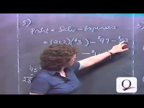 Basic Skills #C: Sample CUNY Assessment Test A - Part I - YouTube