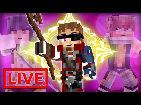 ITS A TRAP! - Minecraft FAIRY TAIL ORIGINS LIVE! #15.9 (Modded Minecraft )