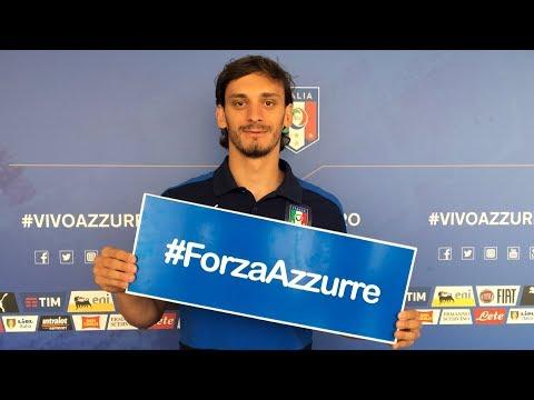 "Women's EURO, Manolo Gabbiadini: ""Forza Azzurre e forza Melania!"""