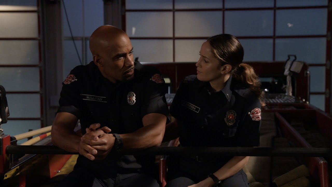 Download Station 19 Takes A Stand - Station 19