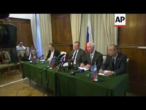 "Russian OPCW rep on UK holding Yulia Skripal ""hostage"""