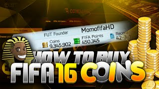FIFA 16 - HOW TO BUY COINS & FIFA POINTS FOR CHEAP !! HOW TO BUY COINS ON FIFA 16