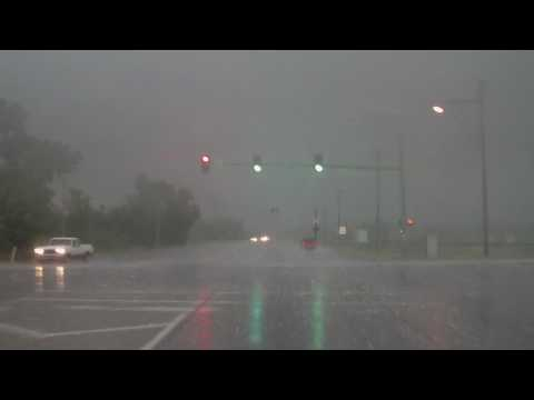 Oklahoma city hail storm 5-16-10