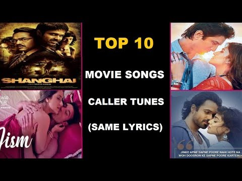 Top 10 jio Caller tune