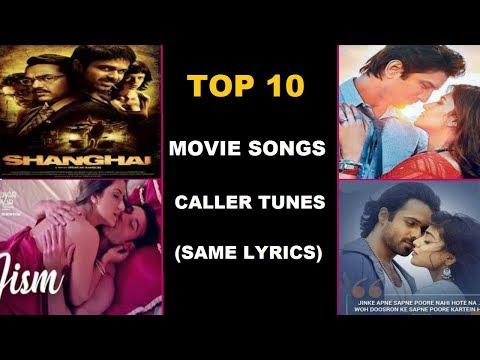 Top 10 jio Caller tune   Best song for caller tune