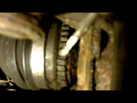 Renault Megane ABS reluctor ring  YouTube