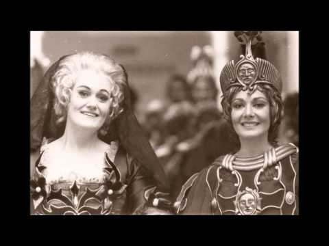 Handel - Rodelinda - Ritorna, o caro e dolce mio tesoro - Joan Sutherland (Amsterdam, 1973)