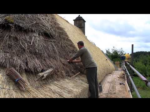 Conserving a medieval longhouse