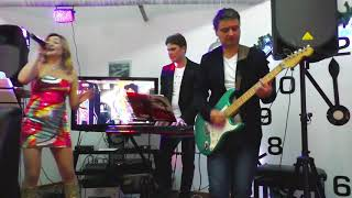 Quite Well Cover Band & Ангел-ША - LIVE (Вокал, Гитара, Клавиши)