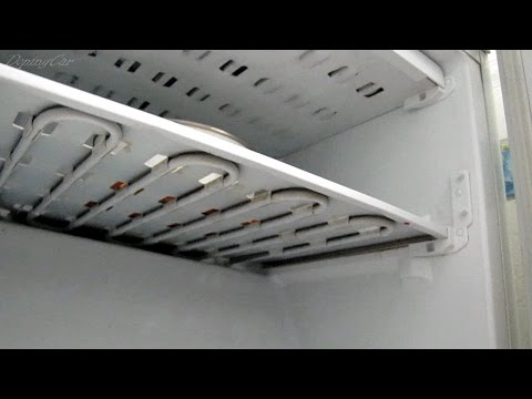 Как разморозить холодильник Atlant за час