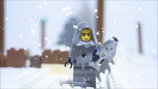LEGO Легенда о Касо: Великая Северная Библиотека. LEGO Animation
