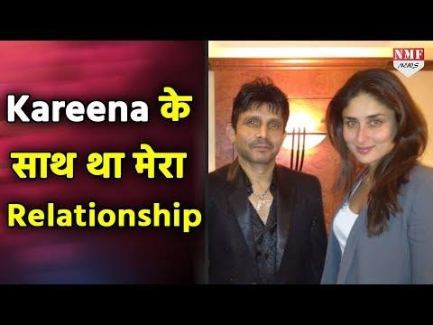 Shocking! KRK  का Social Media पर बड़ा खुलासा, Kareena के साथ था 4 साल का Relationship
