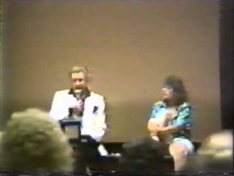 Roy Dotrice at a Beauty and the Beast convention summer 1989 part 4 of 4