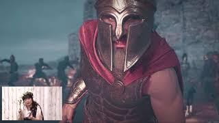 10月5日世界同日発売のRPGゲーム『アサシン クリード オデッセイ』の映...