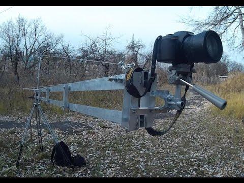 Самодельный операторский кран