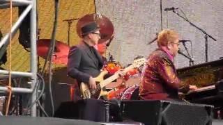 Elton John - Looking Up (Live in Erfurt 2016)