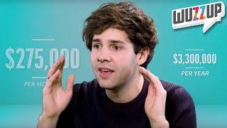 Was DAVID DOBRIK mit YouTube verdient ist eine FRECHHEIT! - WuzzUp Feedback