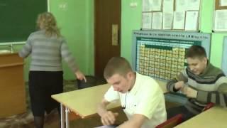 Издевательство над учителем