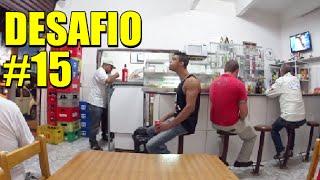 ARROTANDO BEM ALTO EM PÚBLICO DESAFIO #15