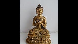 Продали статуэтку Будды за 4000 $