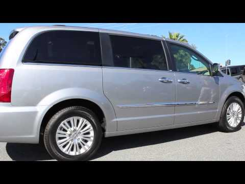 Chrysler Town & Country | Power Door and Power Lift Gate | Carl Gregory CDJR of Savannah ...