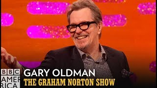Gary Oldman Went Through Bodily Ordeals To Play Churchill - The Graham Norton Show