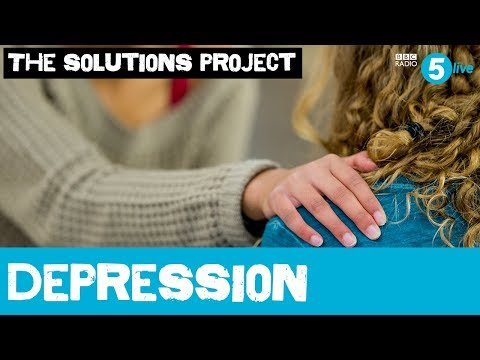 How can I help my friend who's living with depression?