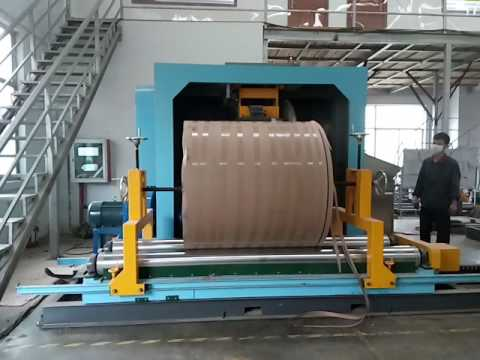 paper roll cutting machine(CUSTOMIZED MACHINE)