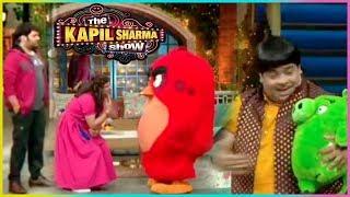 The Kapil Sharma Show | Kapil Sharma, Sapna And Baccha Yadav FUN With Angry Birds