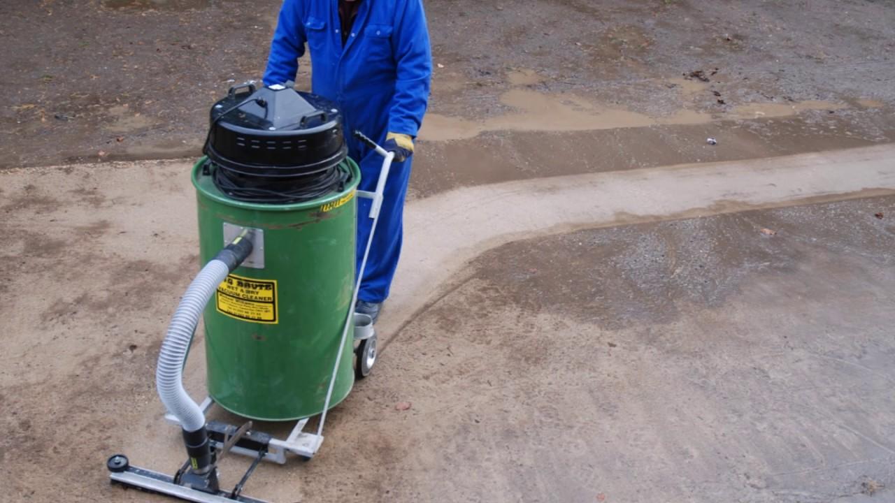 91 Industrial Vaccum Cleaner Big Mike Warehouseman