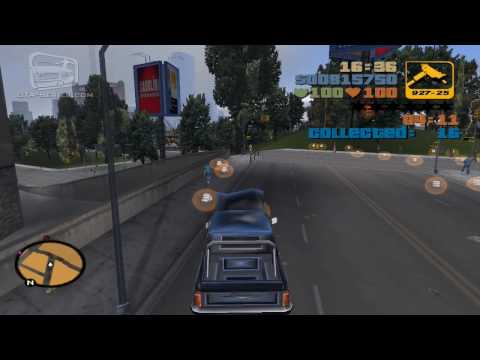 GTA 3 - Walkthrough - Mission #61 - Bullion Run (HD)