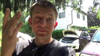 Nissan Engine Stall: A/C Clutch Seized! Diy Repair