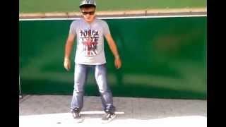 Обучение DUBSTEP DANCE: Урок №2 - Базовое движение