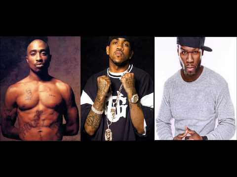 2 Pac Ft. 50 Cent & Lloyd Banks - Ambitionz Az a Ridah ( Remix 2013 )