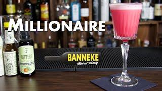 Millionaire - Bourbon Cocĸtail selber mixen - Schüttelschule by Banneke