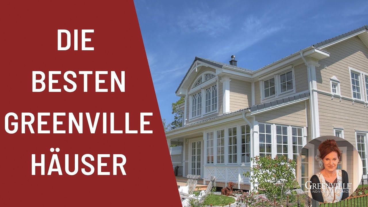 Stilfinder Kurz Greenville Amerikanisches Holzhaus New England